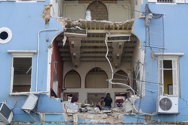 Explosions à Beyrouth: au moins 137 morts et 5.000 blessés