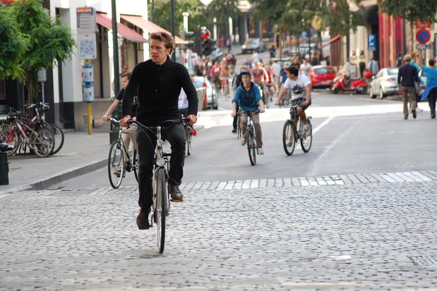 Les Belges se sont mis au vélo pendant le confinement et comptent continuer