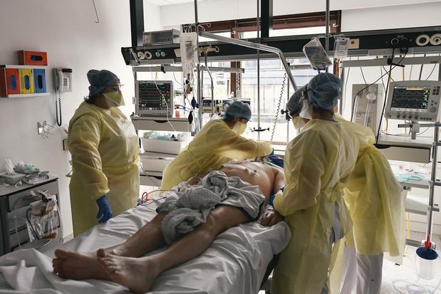 Coronavirus: 185 nouveaux décès, moins de patients en soins intensifs et sous respirateurs