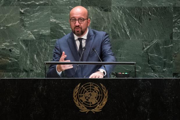 Le devenir du monde entre les mains de la Belgique pendant 29 jours