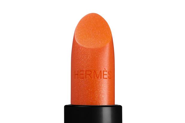 Hermès lance une ligne de rouges à lèvres rechargeables