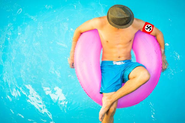 Pas de piscine ni de hot tub pour les nazis: l'idée qui révèle votre degré de centrisme mou!