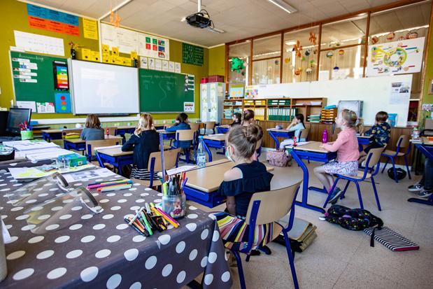 Une école primaire limbourgeoise ferme ses portes après une contamination