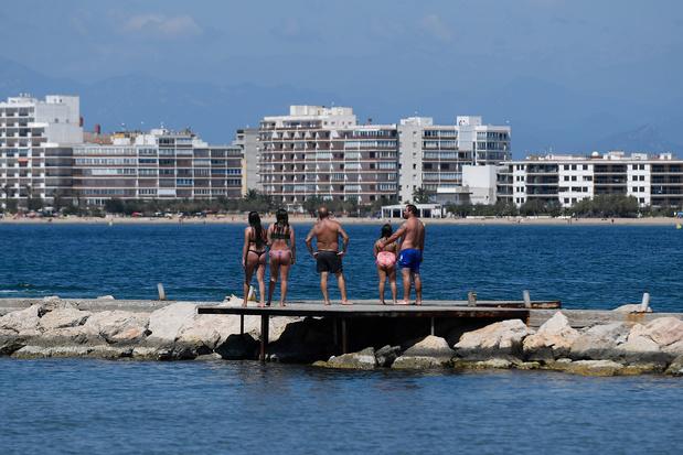 """Retour à la """"nouvelle normalité"""" touristique en Espagne, qui a rouvert ses frontières"""