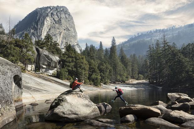 Epidémie de gastro-entérite au parc Yosemite