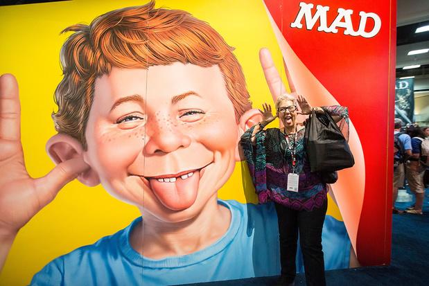 Mad Magazine disparaît des kiosques après 67 ans