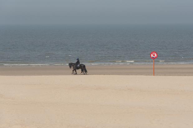 Vacances à la côte belge : les touristes d'un jour risquent d'être le dindon de la farce