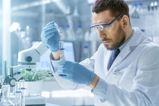 Le secteur chimique et pharmaceutique belge, sacré plus gros investisseur en R&D de l'UE