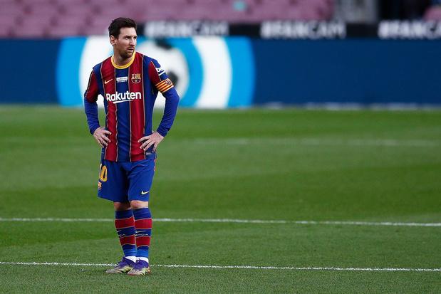Lionel Messi: 'Deze zomer had ik het verschrikkelijk moeilijk'