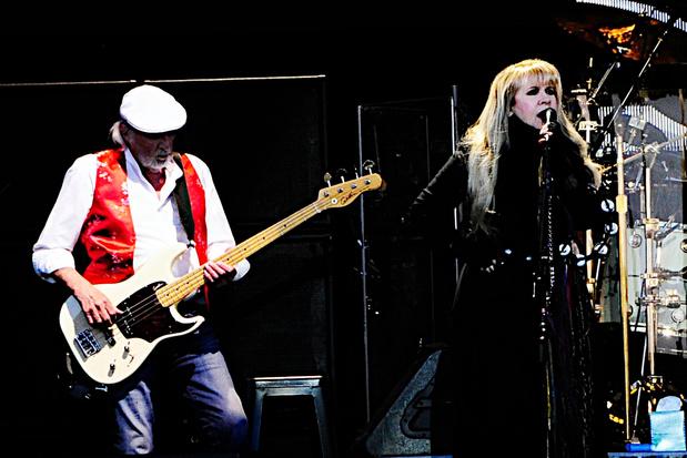 Fleetwood Mac op Werchter Boutique: een ketting met zwakke schakels, maar toch niet te breken