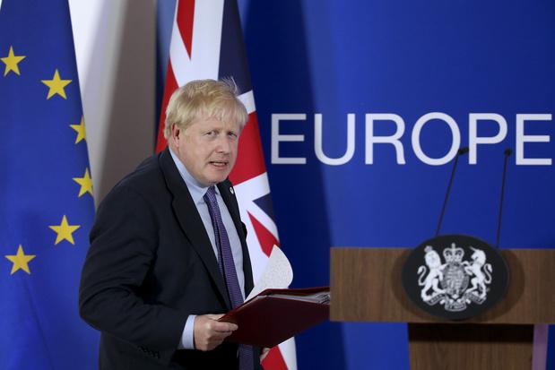"""Le Royaume-Uni s'engage à ne pas faire de """"concurrence déloyale"""" à l'UE"""
