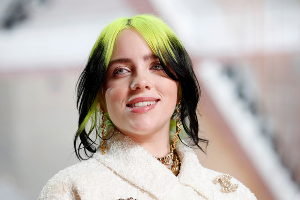 L'astuce anti-déprime de Billie Eilish
