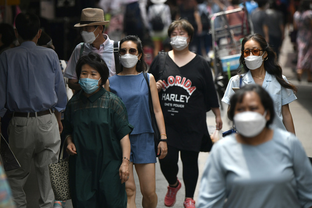 """Coronavirus : la Corée du Sud face à """"une deuxième vague"""" depuis mai"""