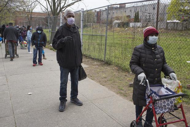 Coronavirus : 20,5 millions d'emplois détruits aux Etats-Unis en avril