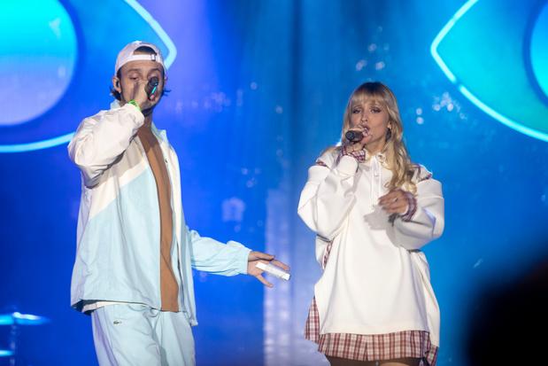 Angèle et Roméo Elvis raflent une bonne partie des Décibels Music Awards