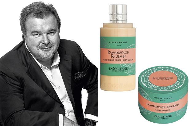 """Pierre Hermé: """"Je suis convaincu qu'il y a une relation entre la création d'odeurs et la création de saveurs"""""""