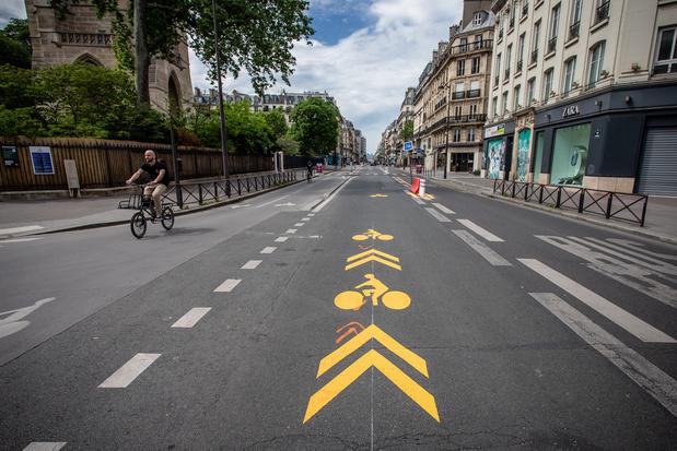 Face à la pandémie, l'Europe enfourche son vélo