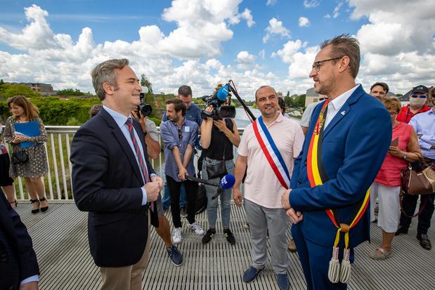"""""""Venez en France"""": les Belges invités à passer la frontière"""