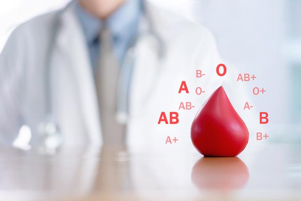 Les personnes au groupe sanguin A ont près de 50% plus de risques de développer une forme grave de coronavirus