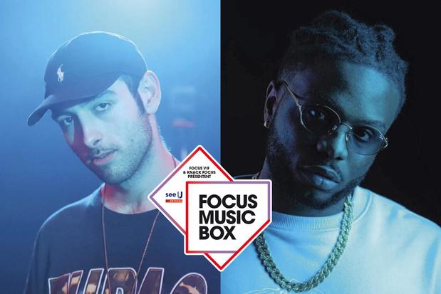 Focus Music Box: double bill pour la fête nationale, avec Luie Louis et Gutti