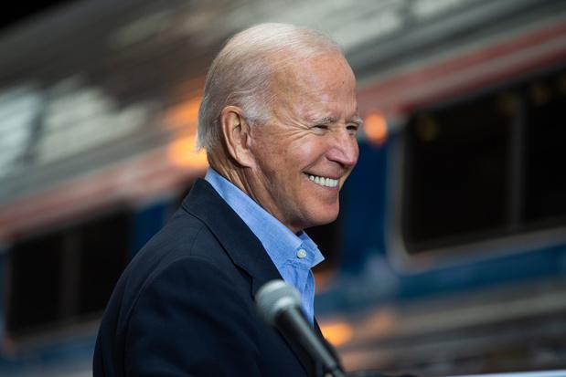 Joe Biden a été testé négatif au coronavirus