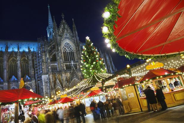Le marché de Noël de Cologne annulé