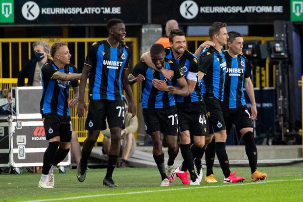 Het wordt Club Brugge tegen allen