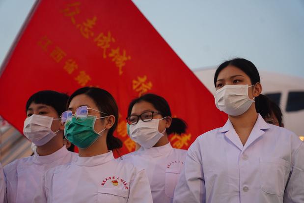 Chine: rebond surprise de l'industrie mais un scénario noir menace