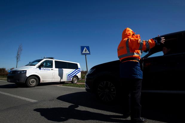 """La police est de plus en plus efficace: """"Plus aucun conducteur ne passera encore inaperçu"""""""