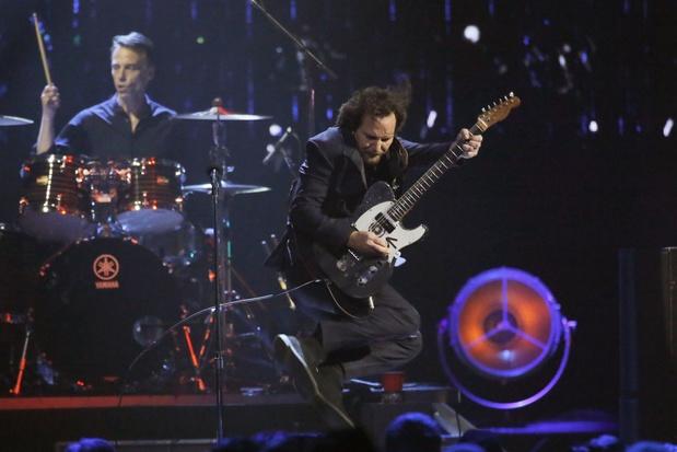 Pearl Jam tête d'affiche de Rock Werchter