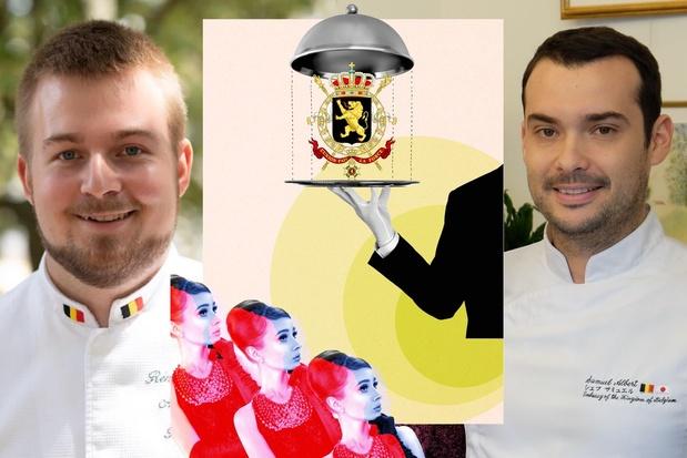 Protocole et petits plats: dans les coulisses des cuisines des ambassades belges à l'étranger