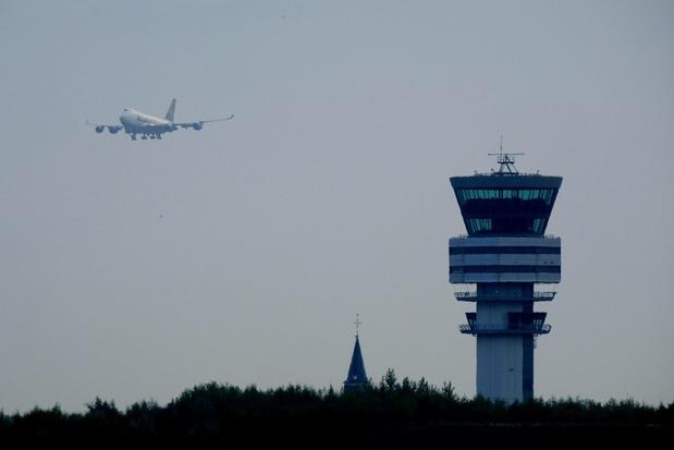 Les compagnies de fret aérien tirent la sonnette d'alarme suite aux arrêts de travail chez Skeyes