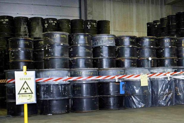 L'Europe presse la Belgique sur la gestion des déchets nucléaires radioactifs