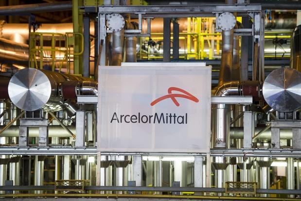 Plancher en vue pour le titre ArcelorMittal