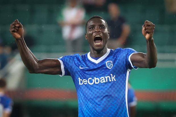Europa League: Onuachu trapt KRC Genk in slot voorbij Rapid Wenen, Antwerp verliest