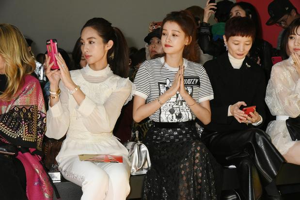A la veille des fashion weeks, les maisons de mode soignent leurs clients chinois