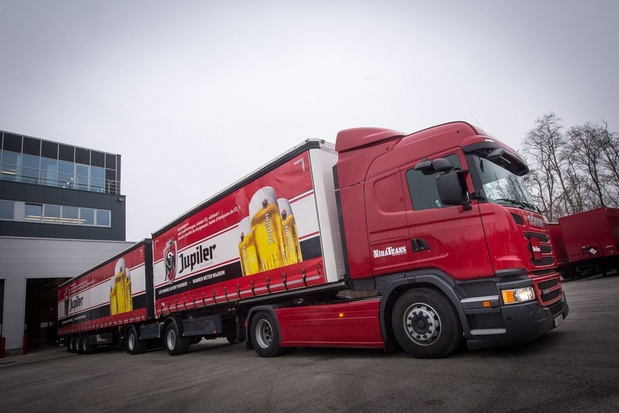 Les super camions peuvent emprunter de nouvelles routes en Flandre