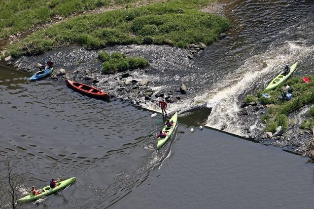 Céline Tellier part en guerre contre la pollution liée aux kayaks