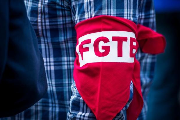 Négociations salariales: la FGTB est prête à tout accepter, sauf le salaire minimum