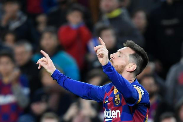 """""""Messi est le plus grand de tous les temps"""""""