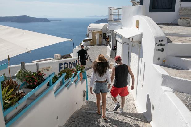 La Grèce tente de rassurer les touristes avant l'ouverture de la saison à l'international