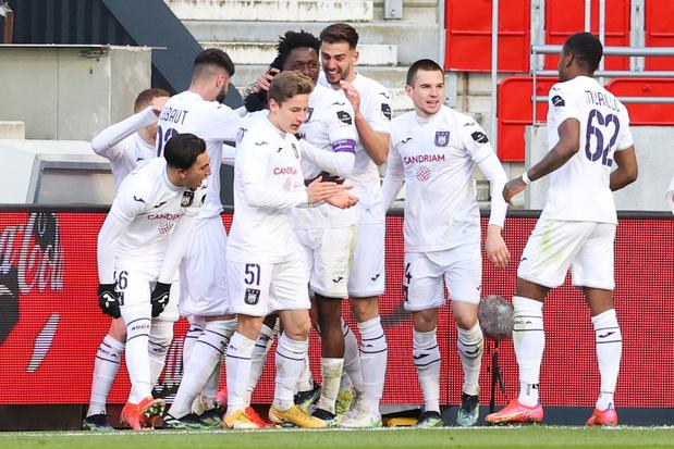 'Dit Anderlecht is natuurlijk een verrijking voor play-off 1'