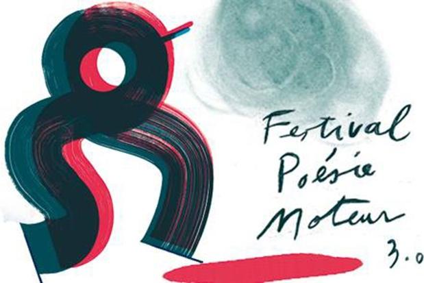 Festival Poésie Moteur, un week-end lyrique à Tournai
