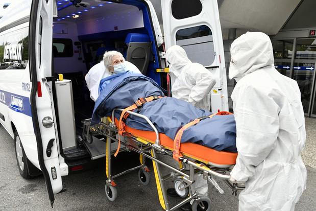 Coronavirus en Belgique: la tendance à la baisse se poursuit