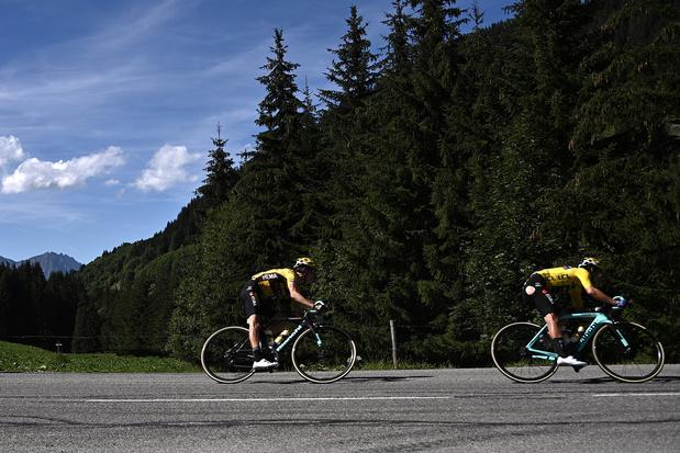 Critérium du Dauphiné : Lennard Kämna s'impose en solo à Megève, Primoz Roglic reste en jaune