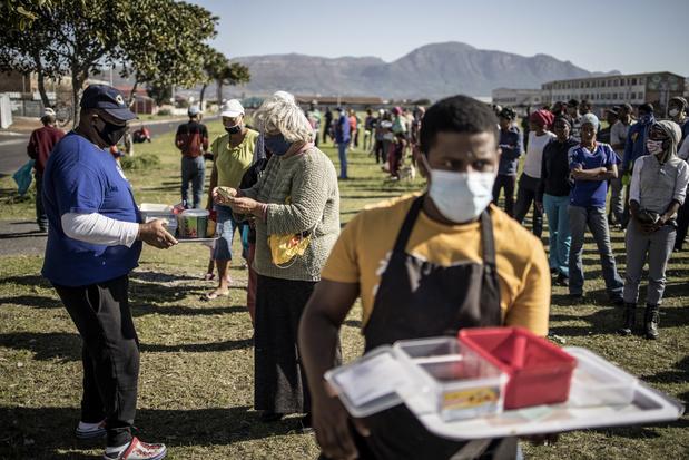 L'Afrique du Sud atteint 100.000 cas de coronavirus, selon le ministère de la Santé