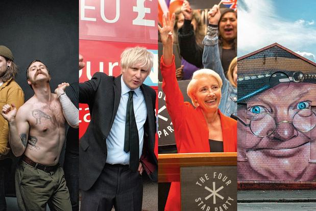 Musique, séries, ciné, arts... Comment les artistes se sont emparés du Brexit