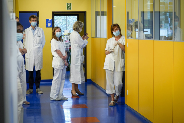 Coronavirus en Belgique: le nombre moyen d'infections augmente de 4%