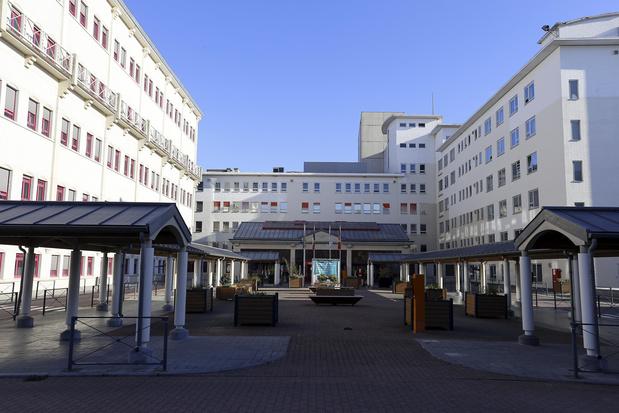 Coronavirus : le CHU à Mons sous haute tension