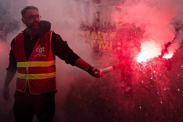 Réforme des retraites en France : la réforme en Conseil des ministres, les opposants dans la rue